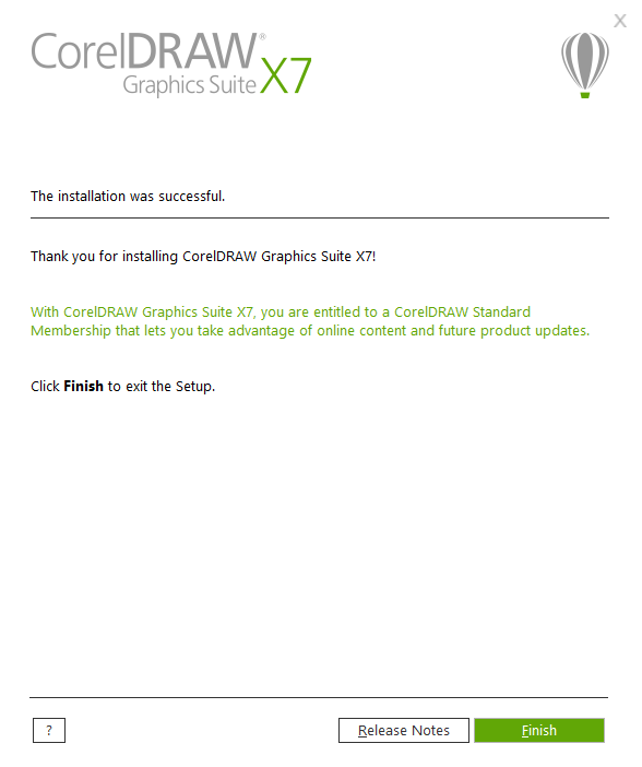Cài Coreldraw X7 không bị bắt bản quyền – sackim ltd