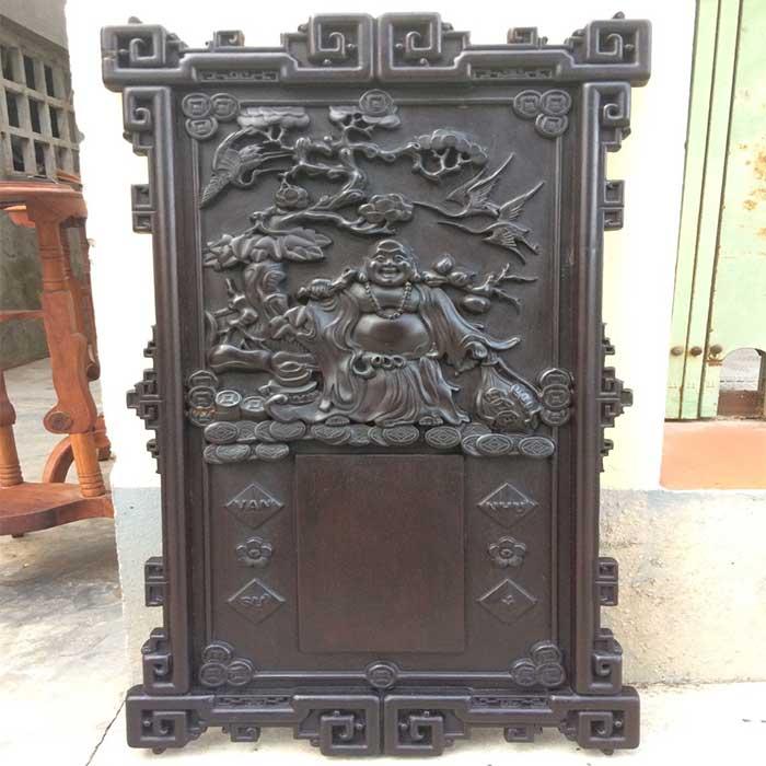 Bản in lịch gỗ treo tường được cắt khắc CNC tinh xảo